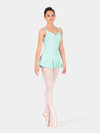 "Adult Tank ""Devine"" Dance Dress - Style No WM118"