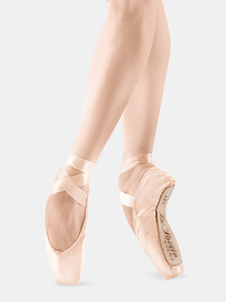 "Adult ""LaPointe"" Tapered Box Pointe Shoe - Style No WM129T"