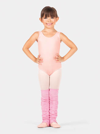 Girls Tank Dance Leotard - Style No Y2555C