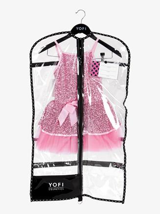 """""""I Dance"""" Garment Bag - Style No YO288"""