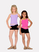 Girls V-Waist Dance Shorts - Style No N8361C
