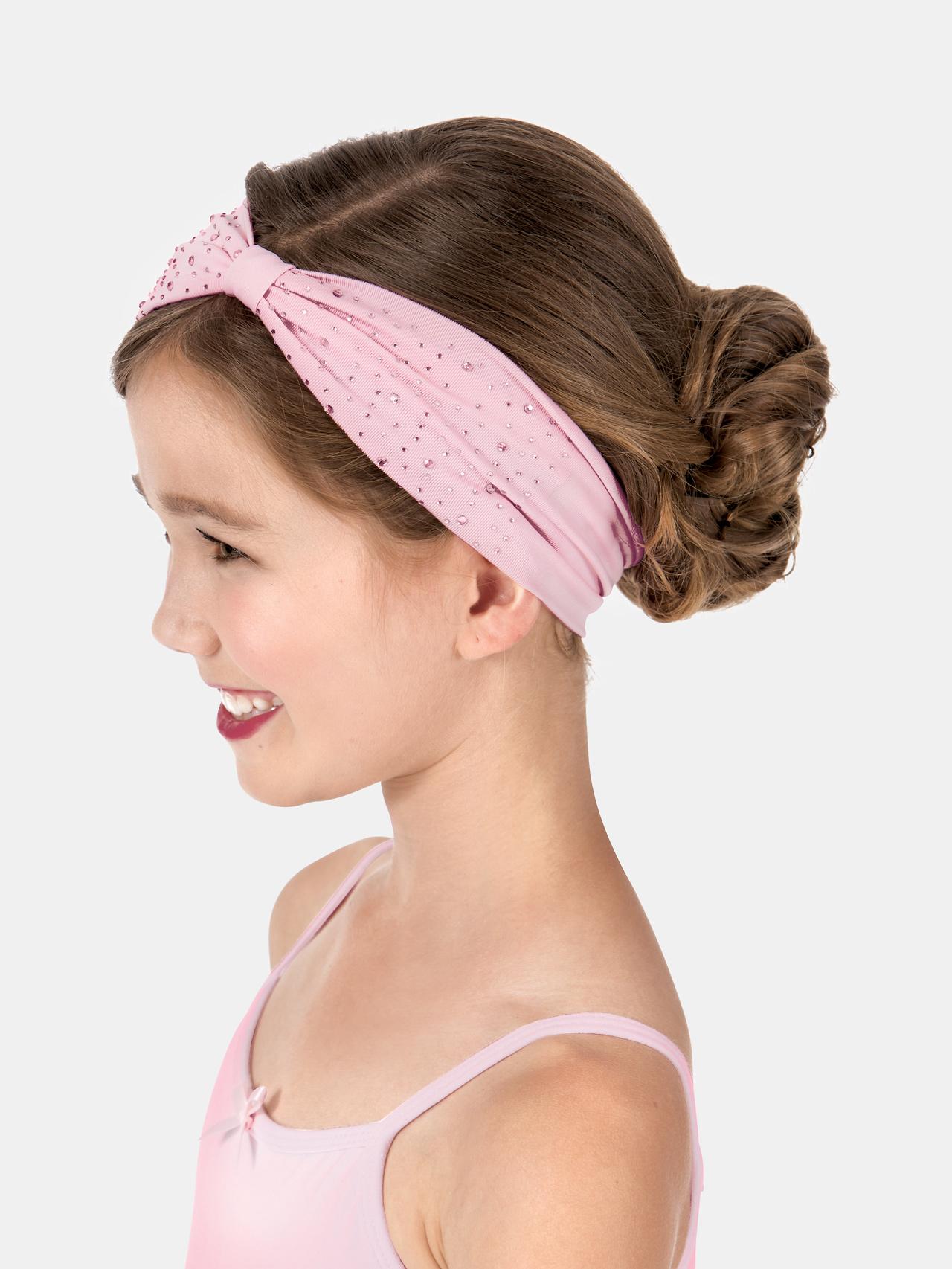 Free Shipping - Thick Rhinestone Headband by LA PETITE BALLERINA 22c3695dfab