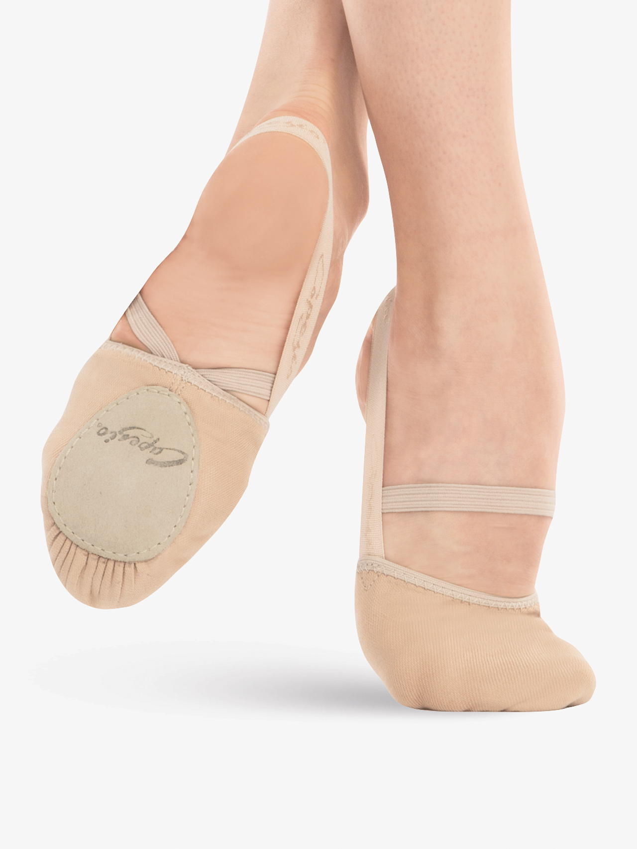 free shipping pirouette ii canvas lyrical shoe by