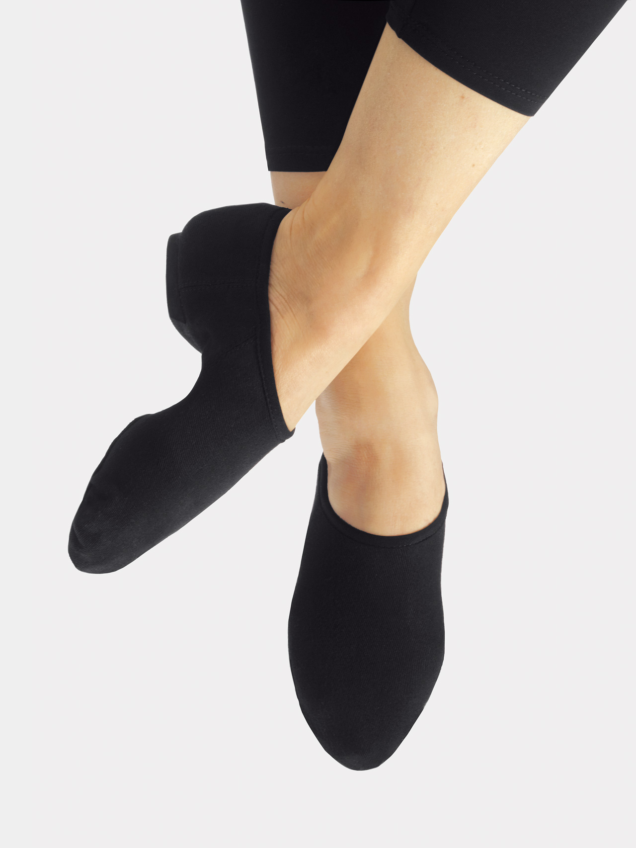 Free Shipping Adult Canvas Eos Jazz Shoes By Capezio